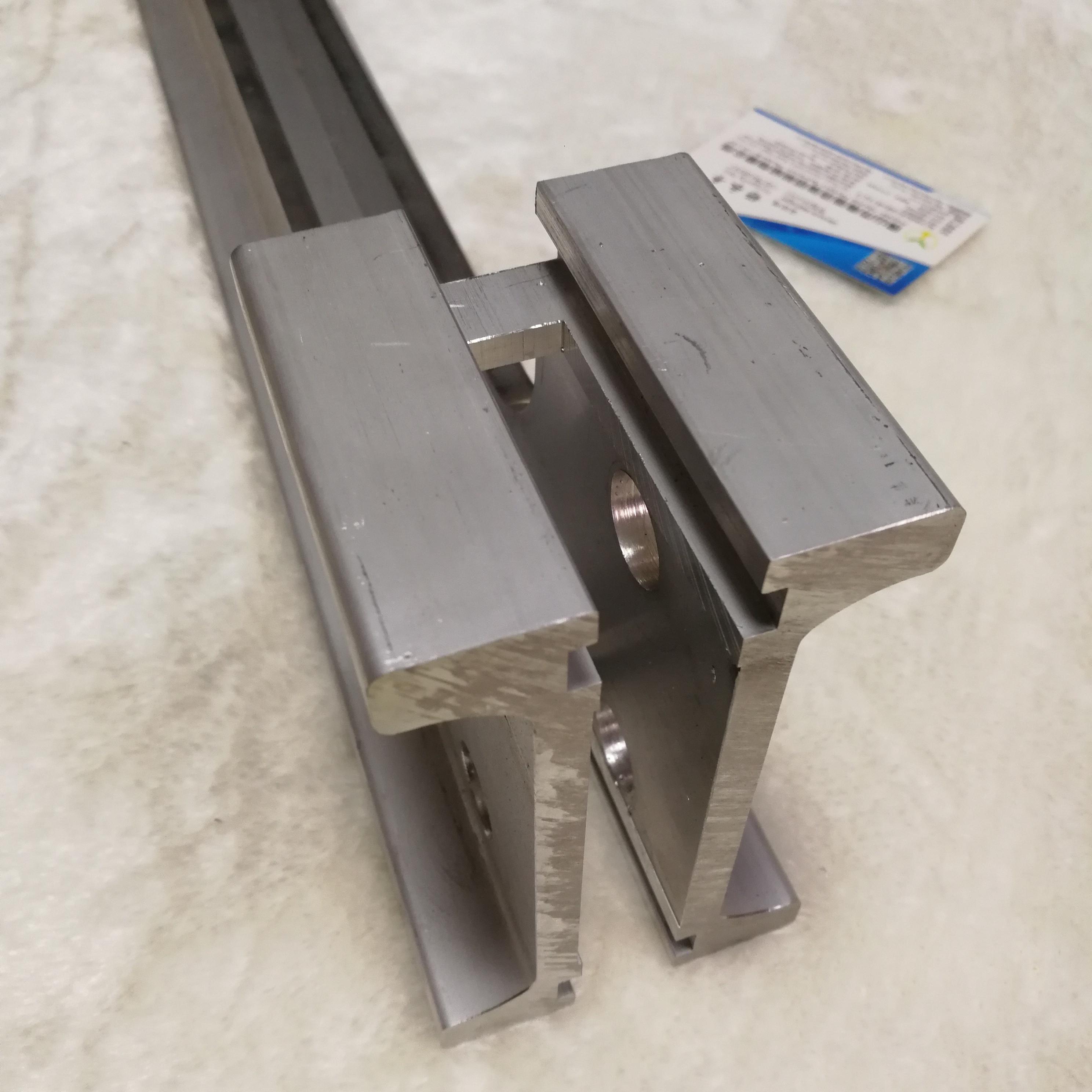 异型铝型材加工