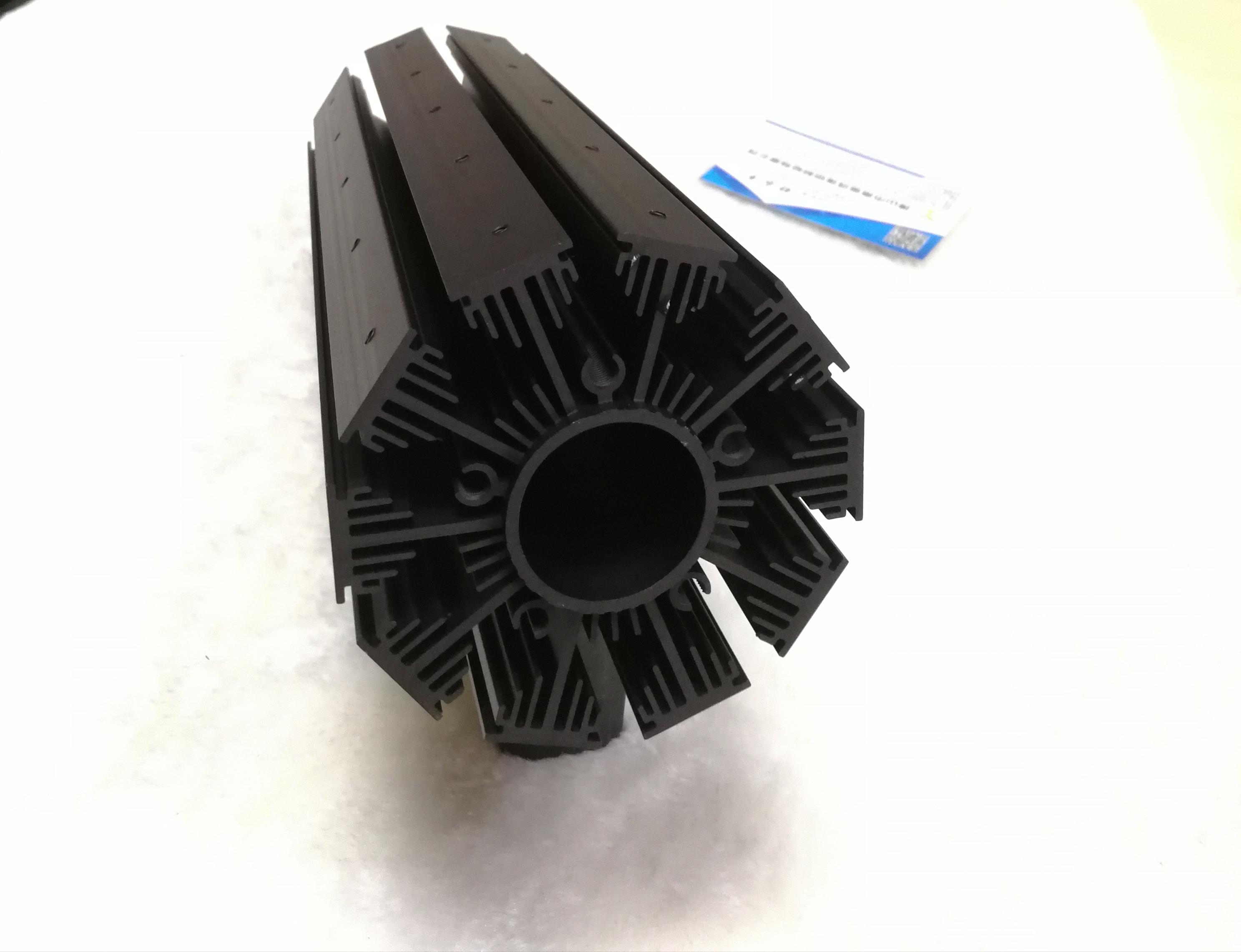 异型散热器-多边xing散热器