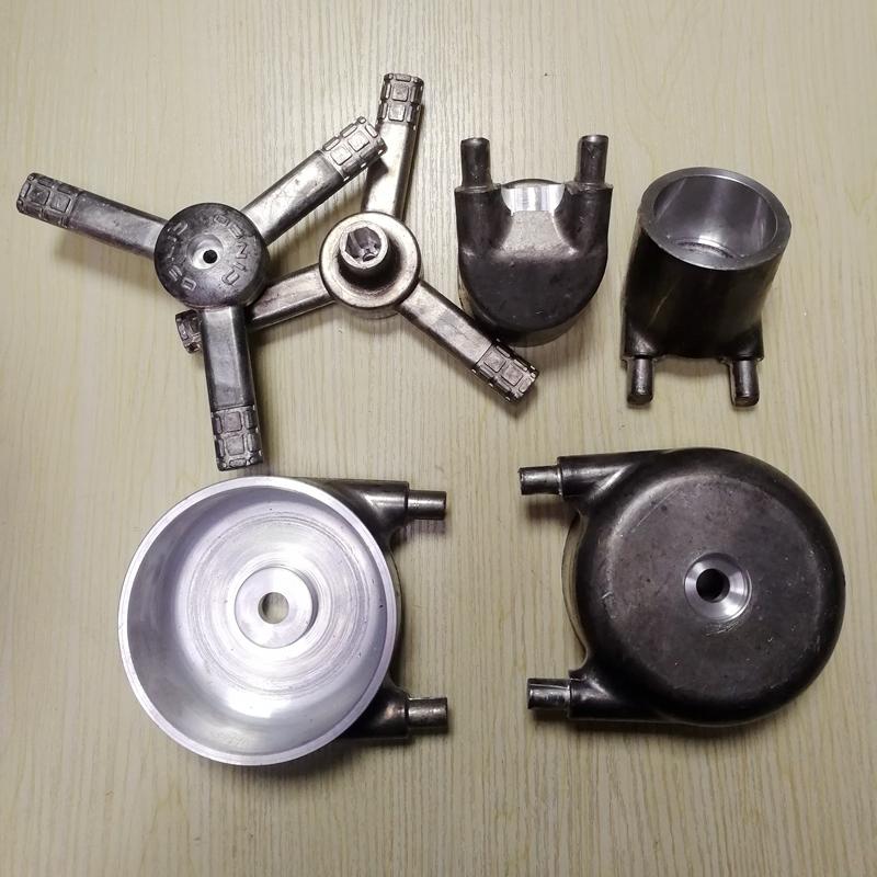大型灯架pei件 feibiao锻铝件 异型铝锻件