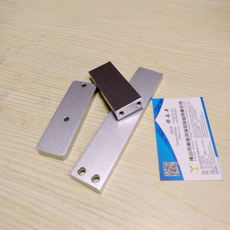 an装板连接铝板 铝合金纸尾压板 an装