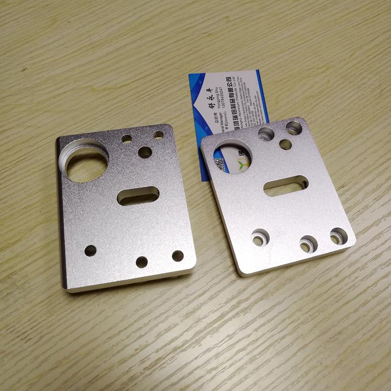 铝合金垫片 固定铝垫 固定块 定制铝