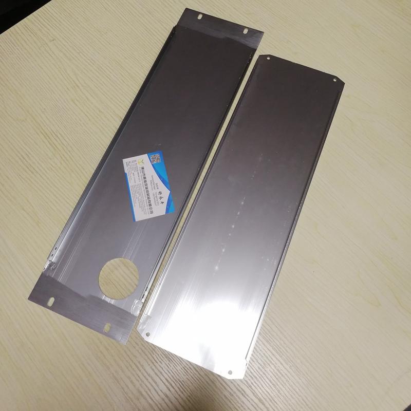 铝箱封盖板 箱体铝侧板 封盖侧板 铝