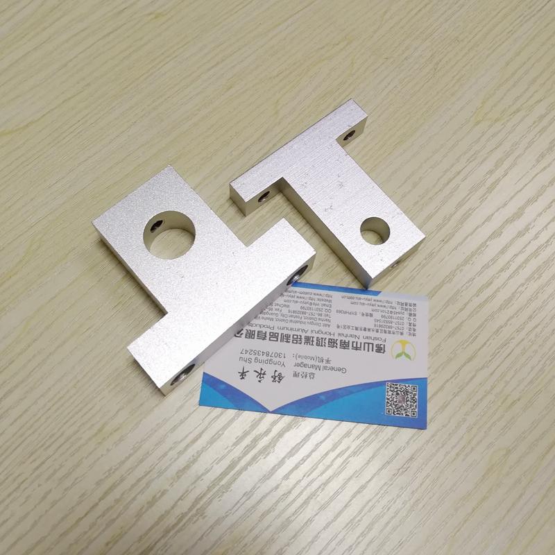 三zuo固定垫 定位块 工业滑块定位 铝